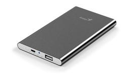 Genius 5400mAh Eco-U540 Powerbank , Grey