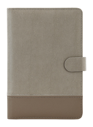 Genius Tablet/iPad/E-Book 8-inch Universal Folio Case, GS-852, Brown