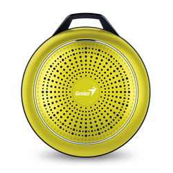 Genius Speaker Sp-906Bt Plus 10 Hours Play Time For Mobile Devices, Green