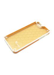 Lafeada Apple iPhone 5 Mobile Phone Case Cover, Orange/White