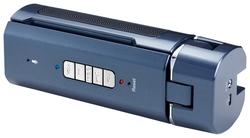 Genius Transbar Bluetooth Loud Speaker, Blue