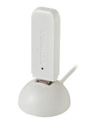 Edimax 300Mbps Wireless 802.11 a/b/g/n Concurrent Dual-Band Gigabit USB Adapter, EW-7722UND, White