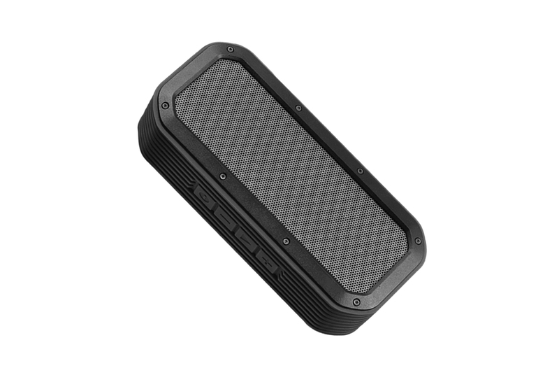 Divoom Lifestyle Speaker Voombox Outdoor Bluetooth, Built-In Mic., Rms 15W, Water-Resistant, Black