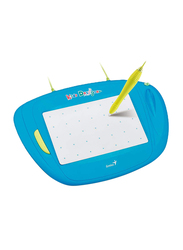 Genius Kids Designer 5-inch Graphic Tablet Learning & Education Toy, Blue, Ages 3-8 Years