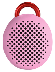Divoom Bluetune Bean bluetooth Portable Speaker for Smartphones, Pink