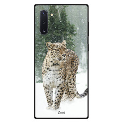 Zoot Samsung Note 10 Mobile Phone Back Cover, Cheetah