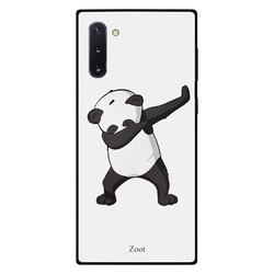 Zoot Samsung Note 10 Mobile Phone Back Cover, Cool Panda