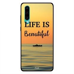 Moreau Laurent Huawei P30 Mobile Phone Back Cover, Stay on The Truth
