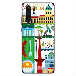 Moreau Laurent Huawei P30 Pro Mobile Phone Back Cover, 24 Hours in Berlin