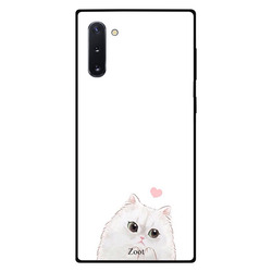 Zoot Samsung Note 10 Mobile Phone Back Cover, Cat Love