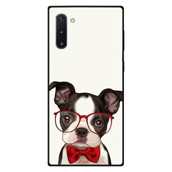 Zoot Samsung Note 10 Mobile Phone Back Cover, Intelligent Dog