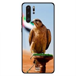 Moreau Laurent Huawei P30 Pro Mobile Phone Back Cover, Eagle & UAE Flag