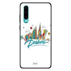 Zoot Huawei P30 Mobile Phone Back Cover, Dubai