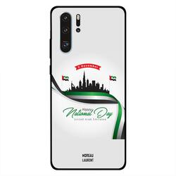 Moreau Laurent Huawei P30 Pro Mobile Phone Back Cover, Happy National Day United Arab Emirates