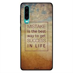Moreau Laurent Huawei P30 Mobile Phone Back Cover, What Really Matters