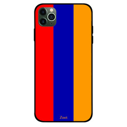 Zoot Apple iPhone 11 Pro Max Mobile Phone Back Cover, Armenia Flag