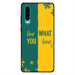 Moreau Laurent Huawei P30 Mobile Phone Back Cover, There is Always Something
