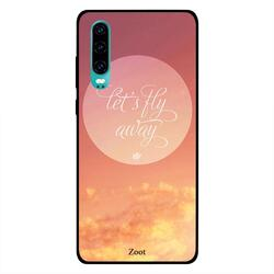 Moreau Laurent Huawei P30 Mobile Phone Back Cover, Over Worked Under Paid