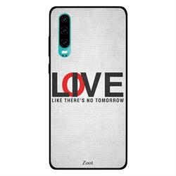 Moreau Laurent Huawei P30 Mobile Phone Back Cover, Think Idea Try To Do Again