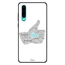 Moreau Laurent Huawei P30 Mobile Phone Back Cover, The Best Thing to Hold