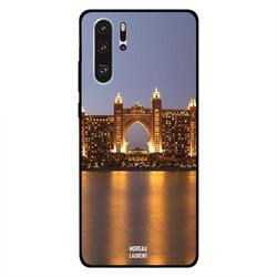 Moreau Laurent Huawei P30 Pro Mobile Phone Back Cover, Atlantis Palm Dubai