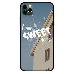 Zoot Apple iPhone 11 Pro Max Mobile Phone Back Cover, Home Sweet Home