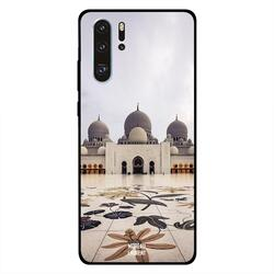 Moreau Laurent Huawei P30 Pro Mobile Phone Back Cover, Grand Mosque Inside