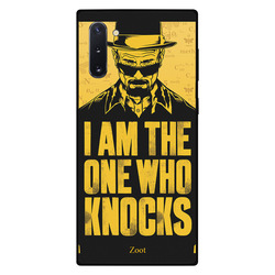 Zoot Samsung Note 10 Mobile Phone Back Cover, I Am The One Who Knocks
