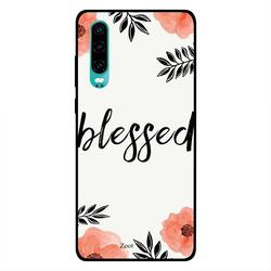 Zoot Huawei P30 Mobile Phone Back Cover, Blessed