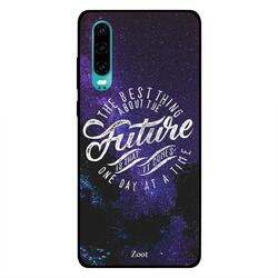 Moreau Laurent Huawei P30 Mobile Phone Back Cover, It's a Good Day For a Good Day