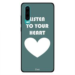 Moreau Laurent Huawei P30 Mobile Phone Back Cover, The Gift of Love