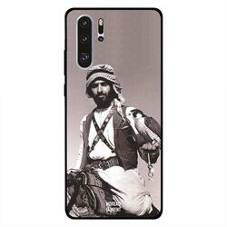Moreau Laurent Huawei P30 Pro Mobile Phone Back Cover, Rare Picture of Sheikh Zayed