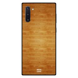 Moreau Laurent Samsung Note 10 Mobile Phone Back Cover, Plywood of Bricks Design Pattern