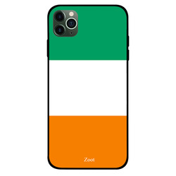 Zoot Apple iPhone 11 Pro Max Mobile Phone Back Cover, Cote Devoir Flag