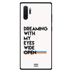 Moreau Laurent Samsung Note Plus Mobile Phone Back Cover, Dreaming with My Eyes Wide Open