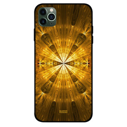 Russo Apple iPhone 11 Pro Max Mobile Phone Back Cover, Wealth Consciousness