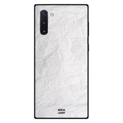 Moreau Laurent Samsung Note 10 Mobile Phone Back Cover, Paper Pattern
