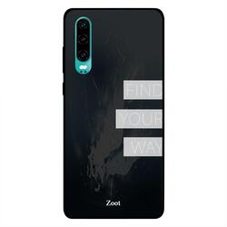 Moreau Laurent Huawei P30 Mobile Phone Back Cover, It Is What It Is