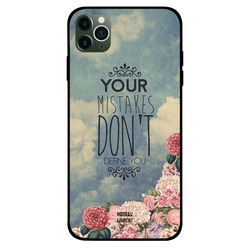 Moreau Laurent Apple iPhone 11 Pro Mobile Phone Back Cover, Your Mistakes Don't Define You