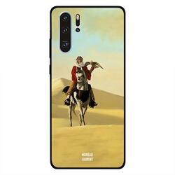 Moreau Laurent Huawei P30 Pro Mobile Phone Back Cover, On The Horse At The Deserts