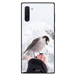 Zoot Samsung Note 10 Mobile Phone Back Cover, Sparrow