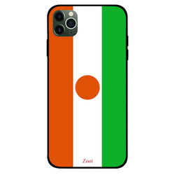 Zoot Apple iPhone 11 Pro Mobile Phone Back Cover, Nigeria Flag