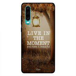 Moreau Laurent Huawei P30 Mobile Phone Back Cover, The Universe is Made of Tiny Stories
