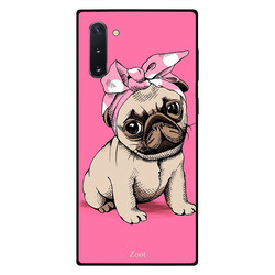 Zoot Samsung Note 10 Mobile Phone Back Cover, Cute Puppy