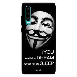 Moreau Laurent Huawei P30 Mobile Phone Back Cover, Netflix