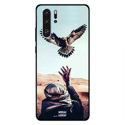 Moreau Laurent Huawei P30 Pro Mobile Phone Back Cover, Eagle Coming Back to Hand