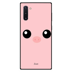 Zoot Samsung Note 10 Mobile Phone Back Cover, Pig Eyes