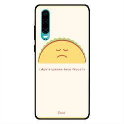 Moreau Laurent Huawei P30 Mobile Phone Back Cover, More is More
