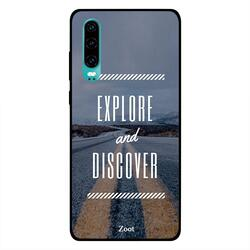 Moreau Laurent Huawei P30 Mobile Phone Back Cover, It Always Seems Impossible Until It's Done