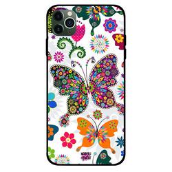 Moreau Laurent Apple iPhone 11 Pro Mobile Phone Back Cover, Butterflies